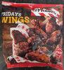 Fridays wings - Prodotto
