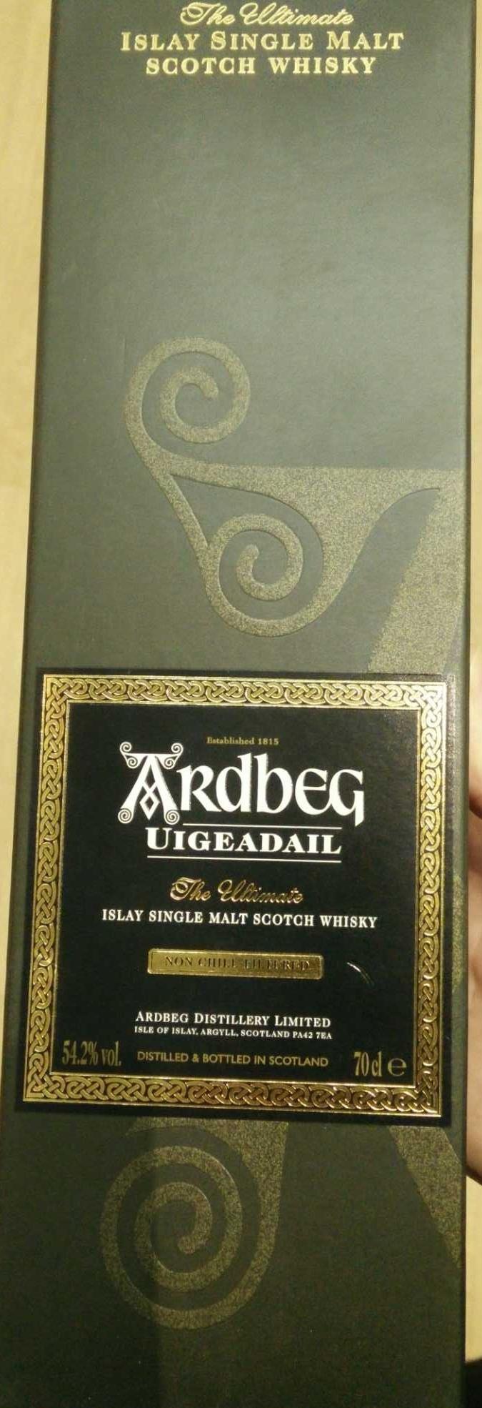 Uigeadail - Product - en