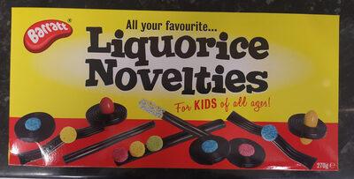 Liquorice Novelties - Product