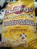 Hot Cross Buns flavoured Popcorn - Product