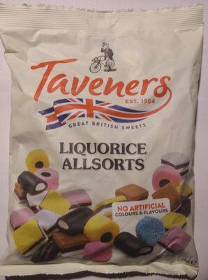 Liquorice Allsorts - Product - fi