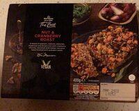 Nut and cranberry roast - Prodotto - en