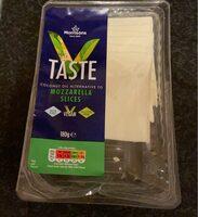 Mozzarella Slices - Prodotto - en