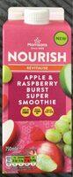 Apple & Raspberry Smoothie - Prodotto - en