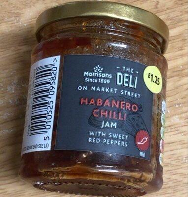 Habenero chilli jam - Prodotto - en