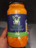 Tomato and Herb Pasta Sauce - Prodotto - en