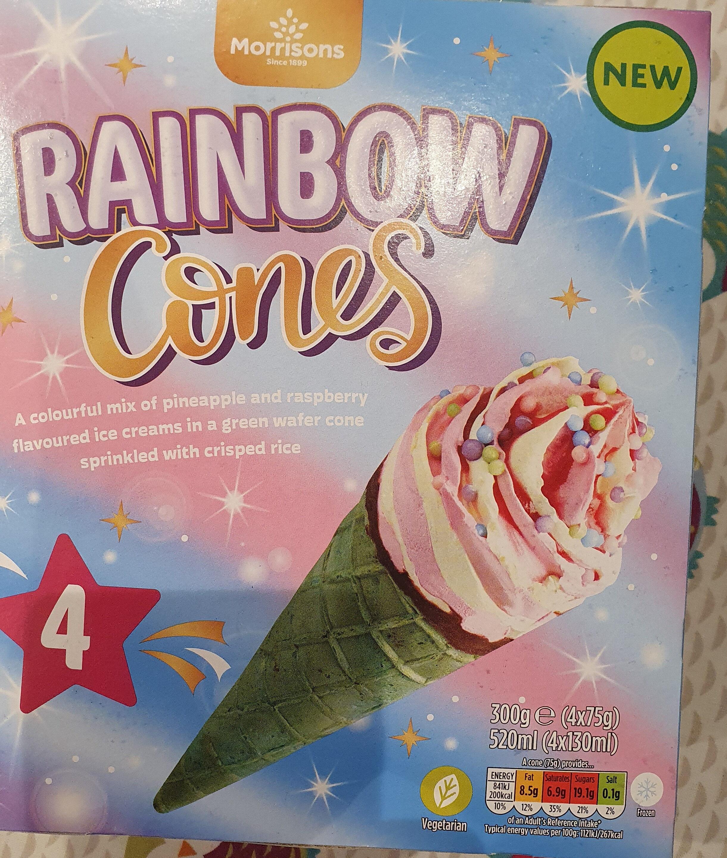 rainbow cone - Prodotto - en