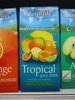 Tropical juice drink - Product