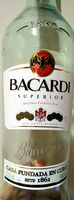 Bacardi Superior Rum - Product - en