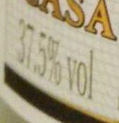 Bacardi Superior Rum - Voedingswaarden - en