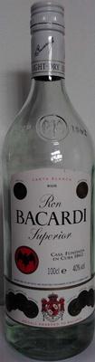 Ron Bacardi Superior - Product