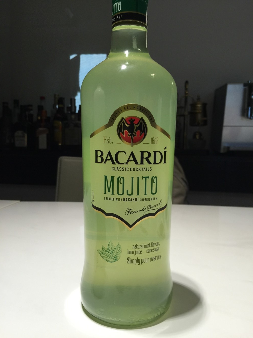 Bacardi      Mojito - Produit - fr
