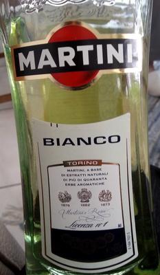 Martini Bianco - Produit - it