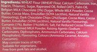 Paterson's Shortbread & Biscuit Assorti 185G - Ingredients