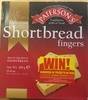 Shortbread fingers - Product
