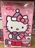 Calendrier de l'Avent au chocolat au lait avec surprises Hello Kitty - Product