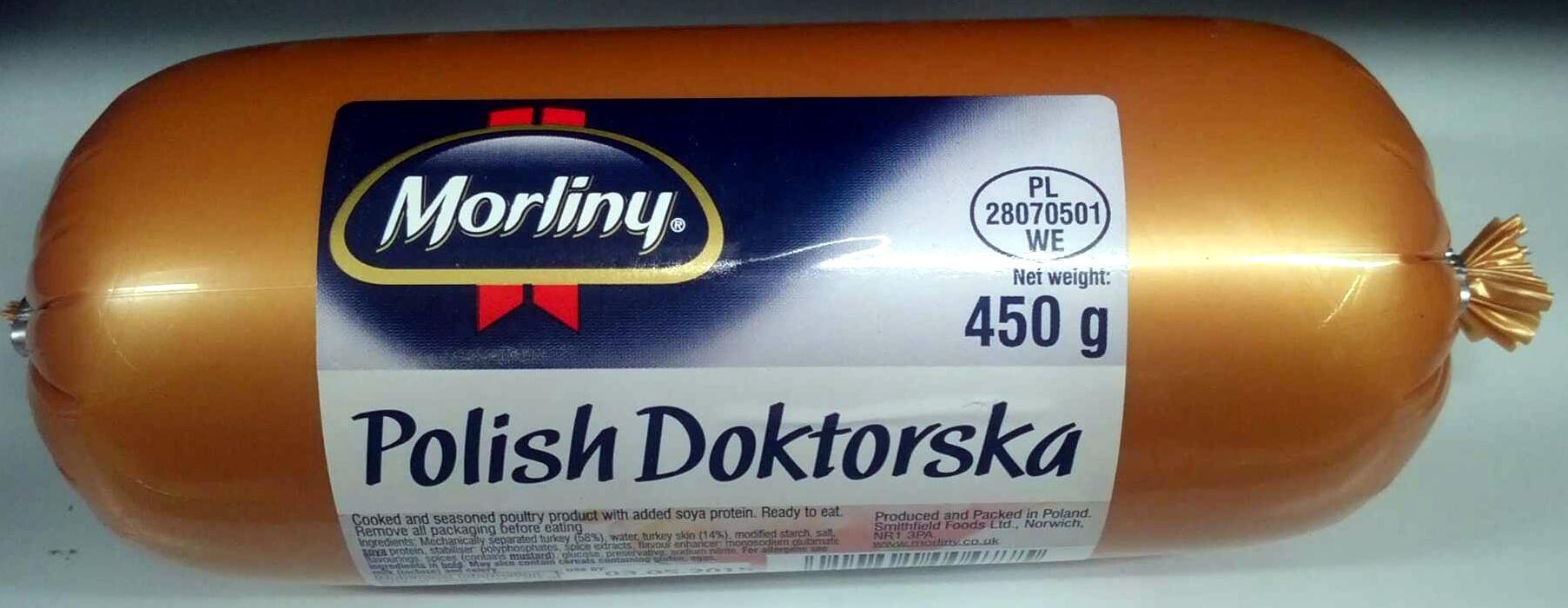 Polish Doktorska - Product - en