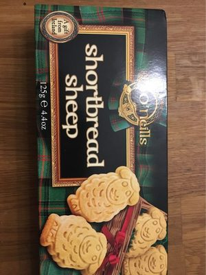 Shortbread Sheep - Product - fr