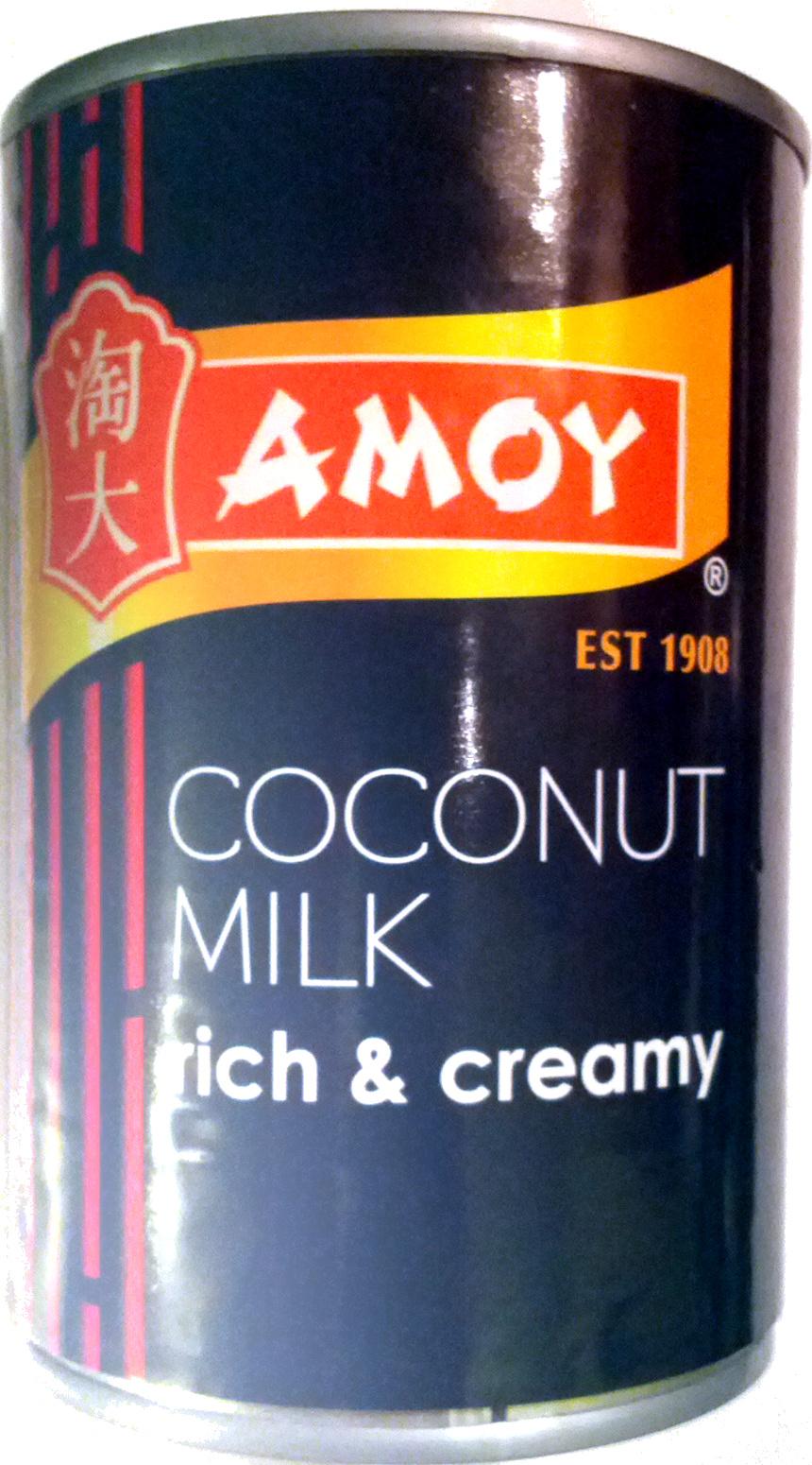 Coconut Milk - Produit