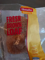 Fresh Brown Loaf - Product
