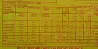 tunnock's tea cakes - Nutrition facts