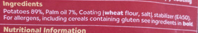 Roast Potatoes - Ingredients