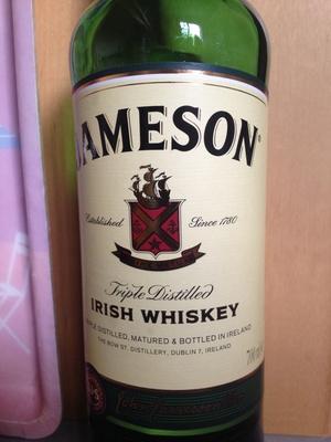 Irish whiskey - Product