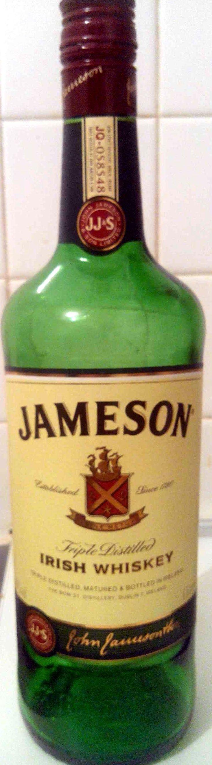 Jameson Whiskey - Product - ru