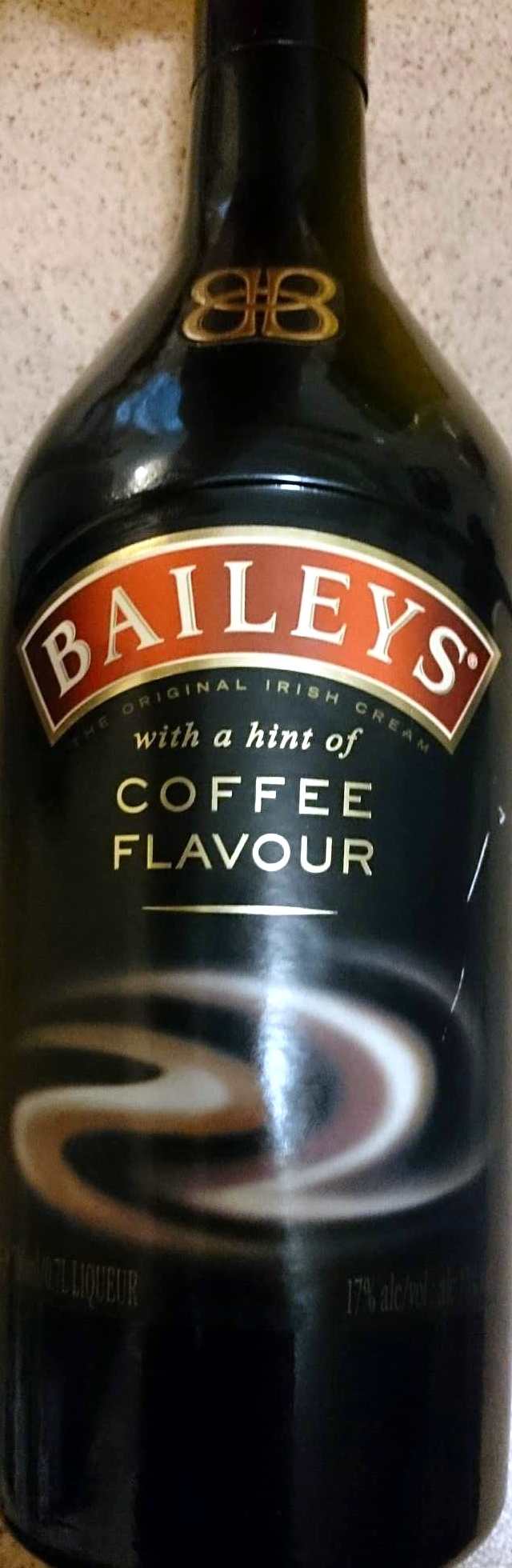 Baileys with a hint of Coffee Flavour - Product - en