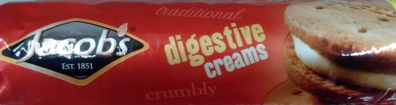 Digestive Creams - Product