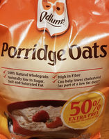 porridge oats - Product - en