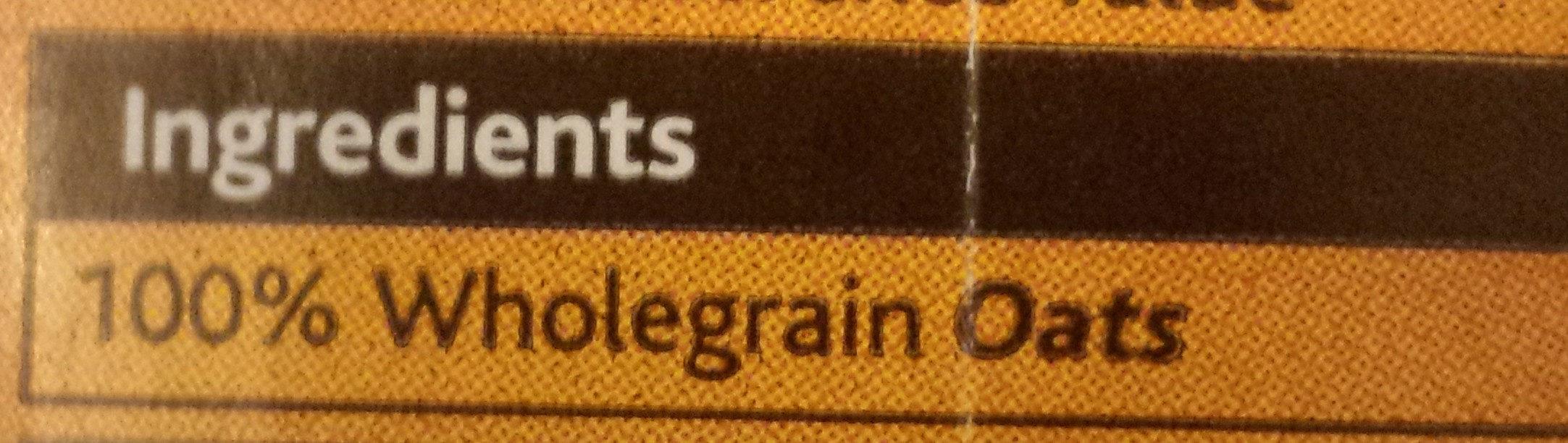 Pinhead Porridge Oats - Ingrédients - en