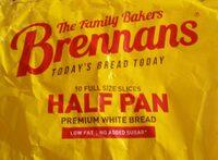Half Pan Premium White Bread - Product - en