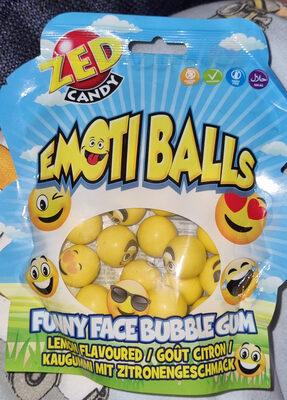 Emoti Balls - Produkt - de