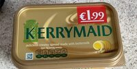 Butter from buttermilk - Product - en