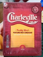 Mature Red Cheddar - Product - en