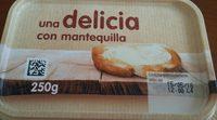 Un delicia con mantequilla - Producte