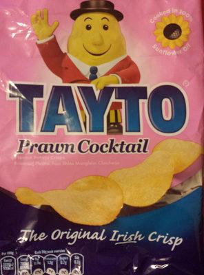 Prawn Coctail Crisps - Product