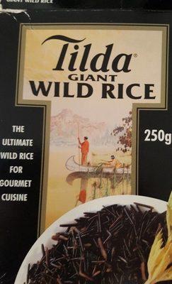 Giant wild rice - Produit - fr