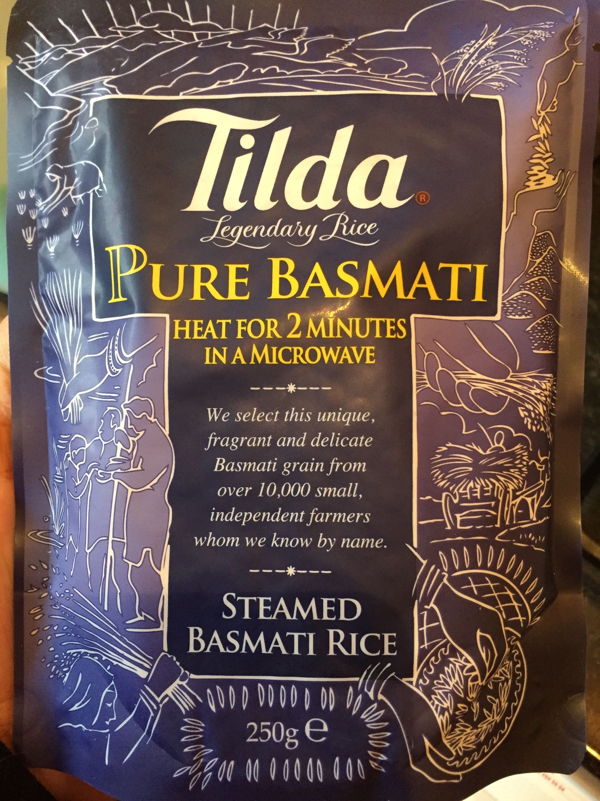 Pure Basmati Rice - Product - en