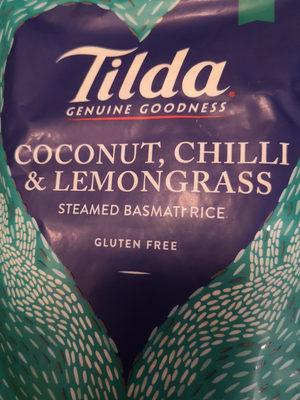 Coconut, Chilli & Lemongrass - Product - fr