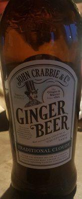 Ginger beer - Product - en