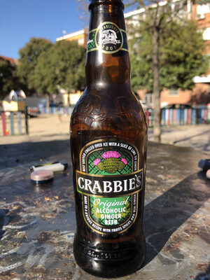 Alcoholic ginger beer - Producte