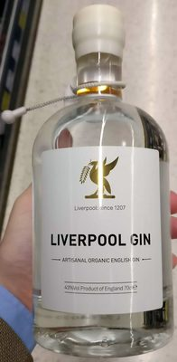 Artisanal Organic English Gin - Prodotto - en