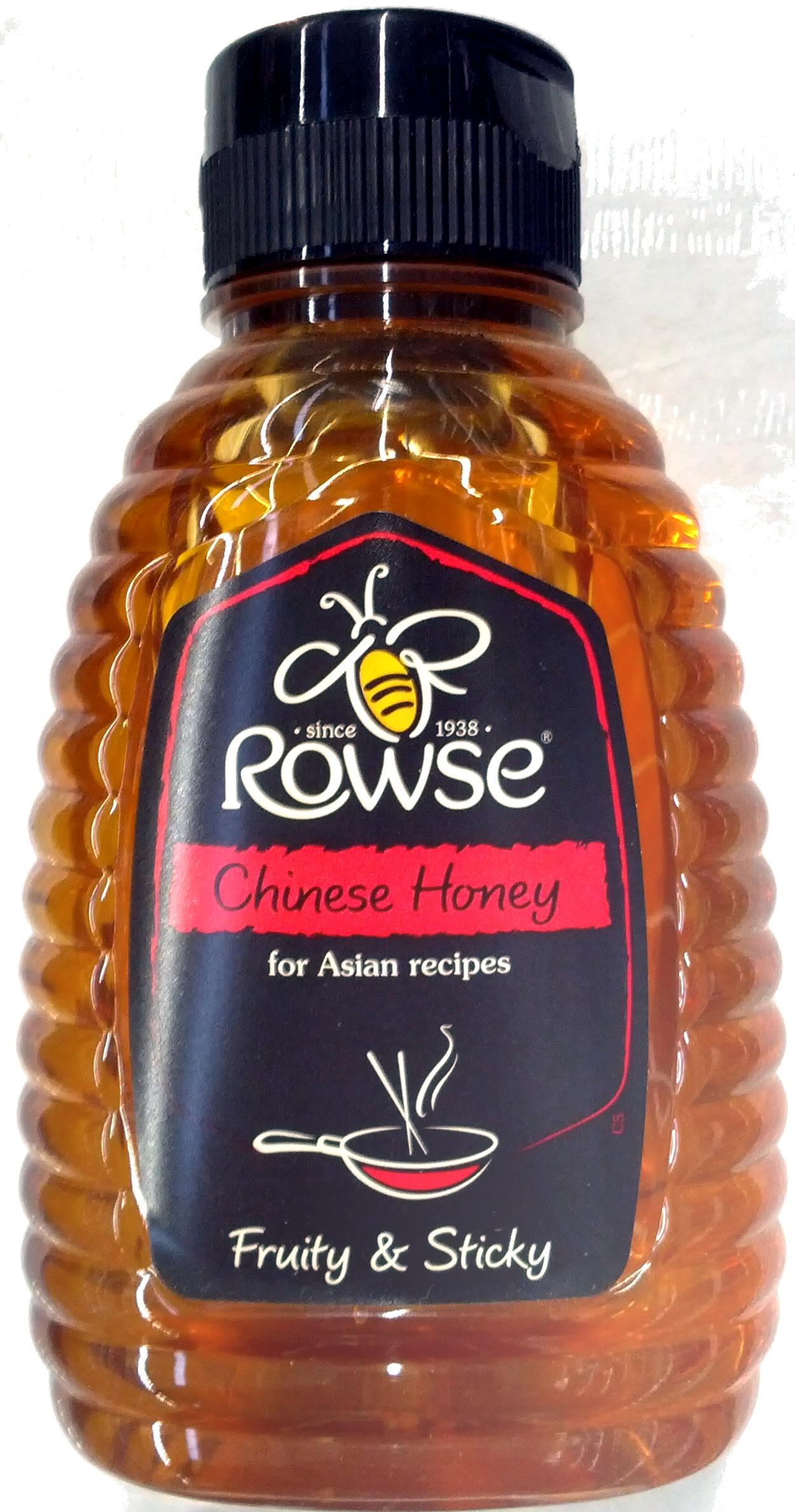 Chinese Honey - Product - en