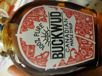 Buckwud Canadian Maple Syrup 250g - Product - en