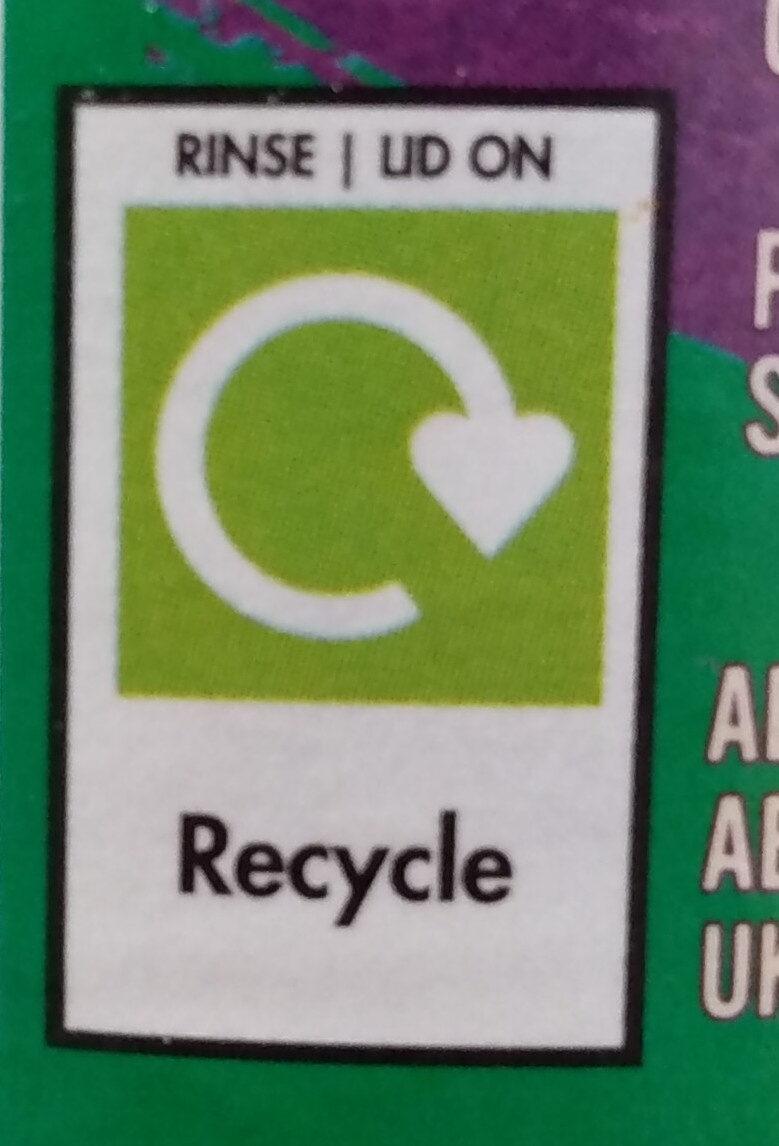 Pataks On the Side Lime Pickle - Instruction de recyclage et/ou informations d'emballage - en