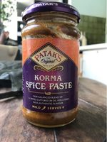 Korma Spice Paste - Product