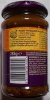 Vindaloo Spice Paste - Produit