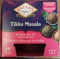 Tikka Masala - Product - fr